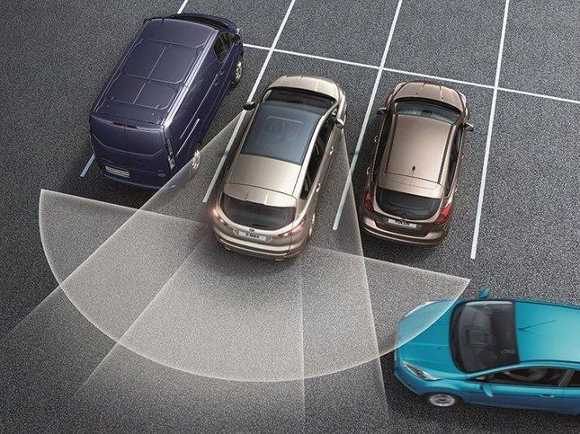 Nuevas tecnologias Ford S-MAX y Galaxy