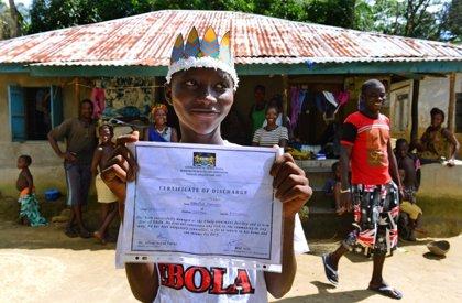 La UE destina un millón de euros a niños supervivientes al ébola