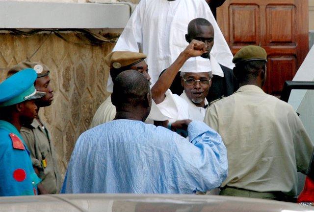 El exdictador chadiano Hissène Habré