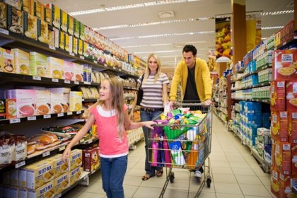 La compra en el supermercado, una oportunidad para aprender