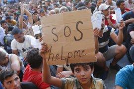 Huesos rotos y daños psicológicos entre los menores no acompañados que llegan a Suecia