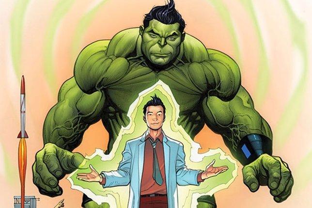 El nuevo Hulk de Marvel