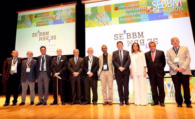 Congreso de la Sociedad Española de Bioquímica y Biología Molecular  (SEBBM)