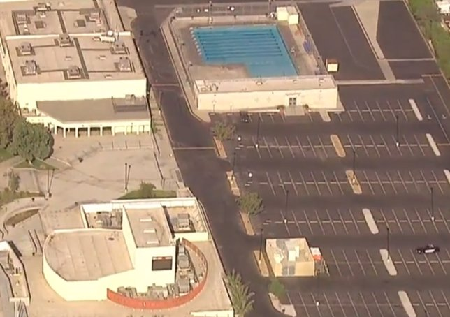 Aviso de bomba en una escuela de California
