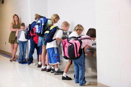 La mochila del colegio, nunca más del 10% del peso corporal del niño