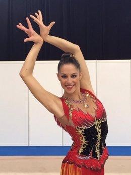 Carolina Rodríguez, gimnasta española