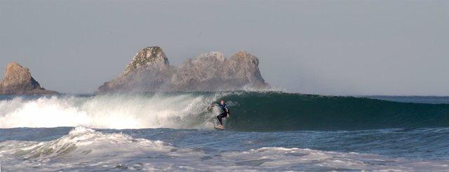 Campeonato de Surf Costa Liencres