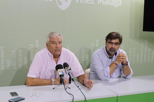 Méndez-Trellez y Márquez Vélez-Málaga