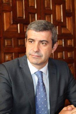Gutiérrez en la entrevista de Europa Press