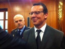 José Ignacio Tejido, nuevo fiscal jefe de Cantabria