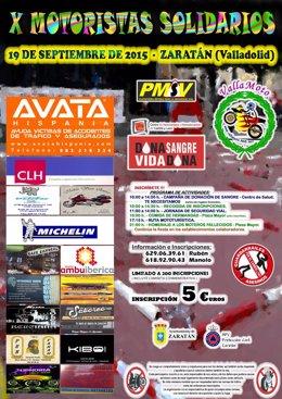 X edición de Motoristas Solidarios