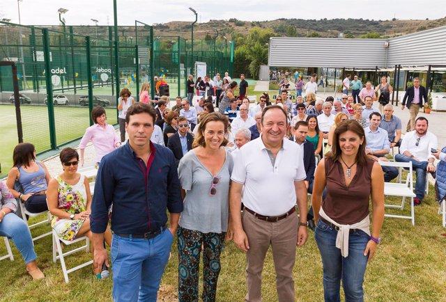 Clausura primera Escuela de Verano del PP en Logroño