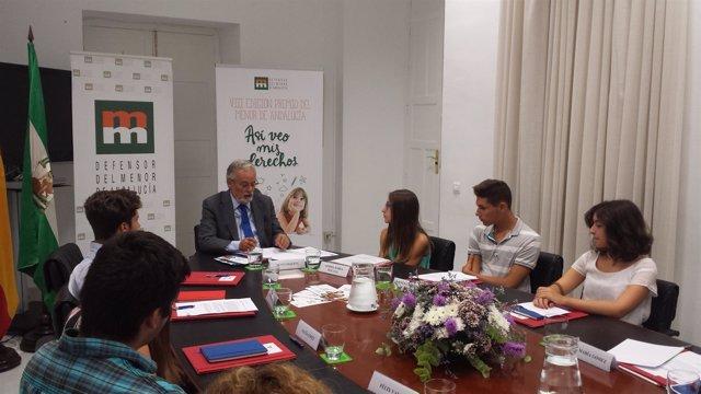 E-Foro de Menores del Defensor del Pueblo Andaluz