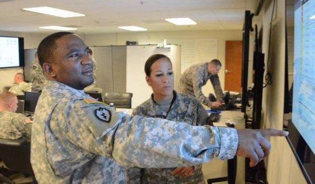 Militares del Ejército de Tierra de EEUU