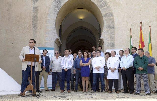 Jornadas Gastronómicas celebradas en El Puerto (Cádiz)