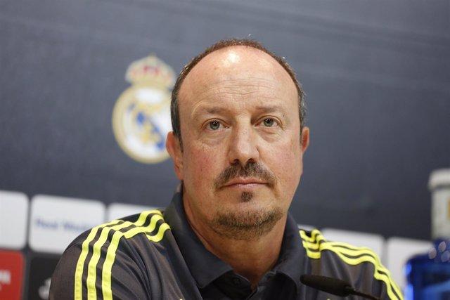 Rafa Benítez (Real Madrid)