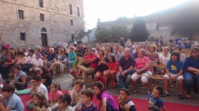 Fin del festival de Artes Escénicas en La Rioja