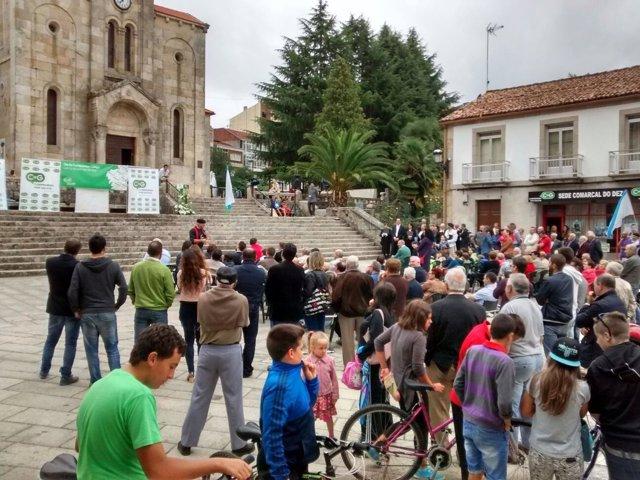 NOTA GALICIA: Bascuas Pide Unha Reforma Da Constitución Española Que Recoñeza A