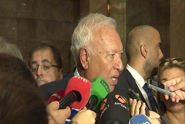 """Margallo: """"Las cuotas deben venir al final del proceso"""""""