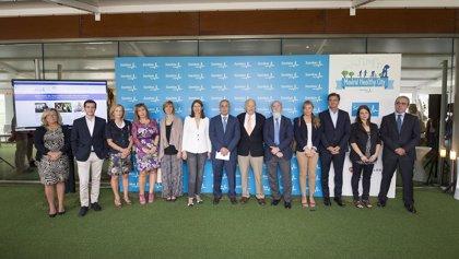 Sanitas lanza el proyecto 'Madrid Healthy City' para crear una ciudad saludable