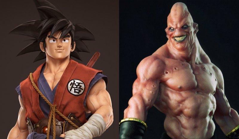 Teaser del brutal corto CGI de Dragon Ball Z