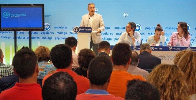 Bendodo víquez ágora rural PP comité provincial
