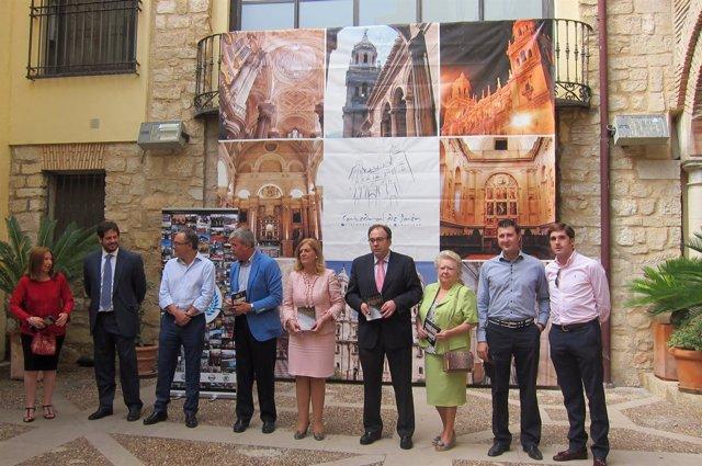 Presentación del XVI Festival de Otoño de Jaén.