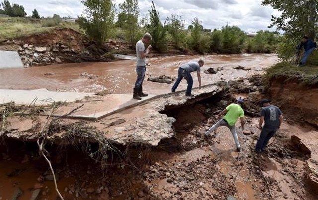 Inundações por chuva em Utah provacam 15 mortes