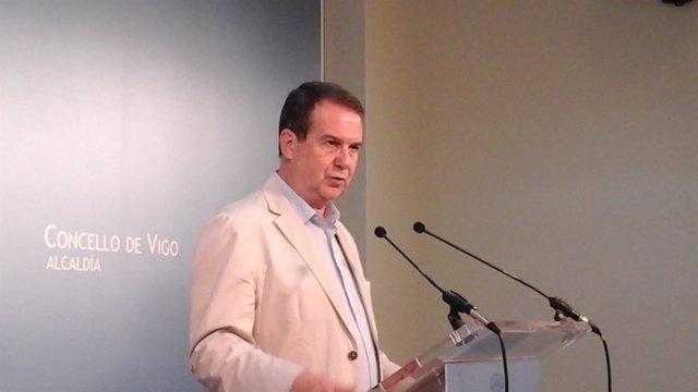 Abel Caballero, miembro ejecutiva PSOE y alcalde de Vigo