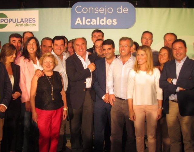 Consejo de Alcaldes del PP en Sevilla