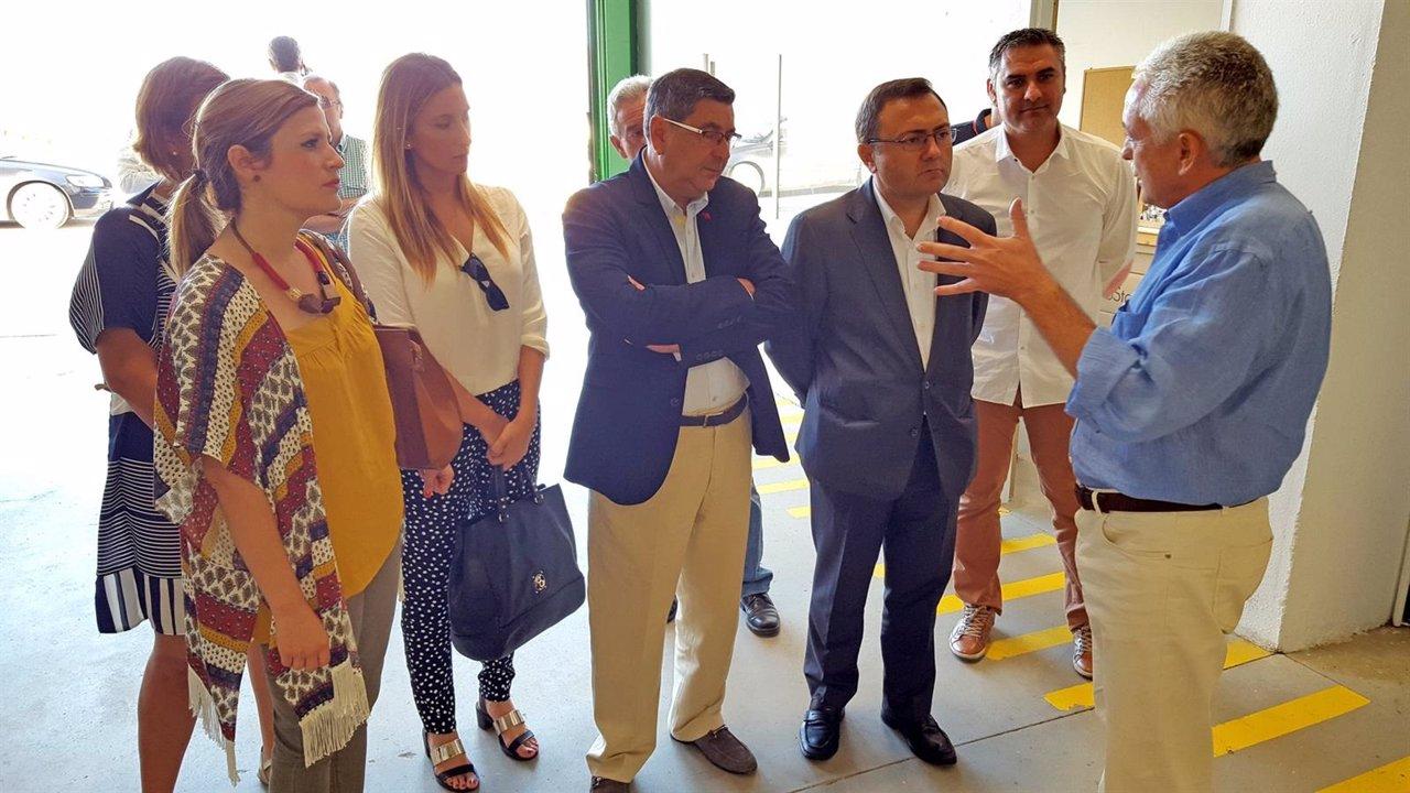Miguel Ángel Heredia (PSOE) en Vélez-Málaga
