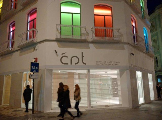 Centro de Arte de la Tauromaquia Museo Taurino Málaga CAT Patronato sede turista