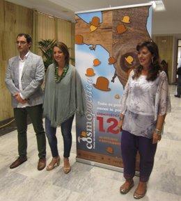 Presentación de 'Cosmopoética 2015'