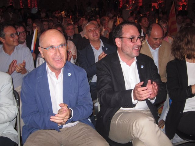 Josep Antoni Duran y Ramon Espadaler