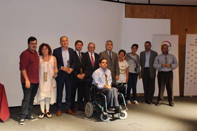 Premio al Puerto de Tarragona por su lucha contra la parálisis cerebral