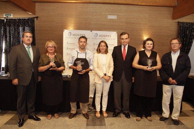 Blogueros premiados