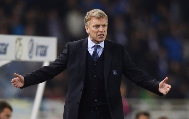 David Moyes (Real Sociedad)
