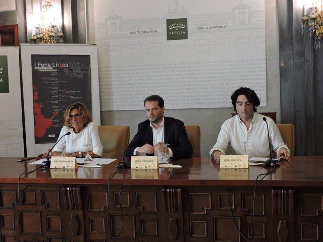 Presentación de la Feria Lírica de Mairena.