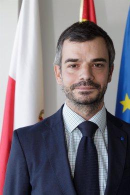 Jorge Muyo, director general de Innovación
