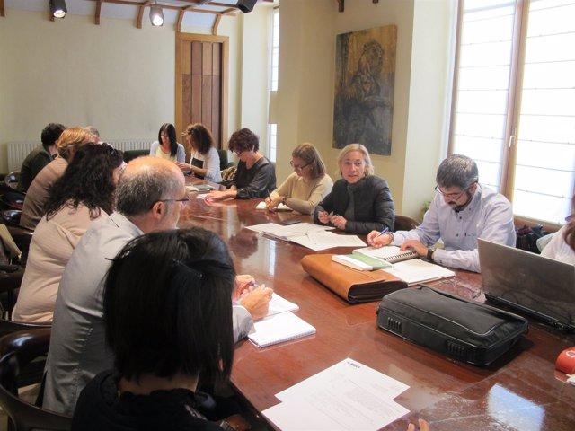 Acuerdo sindicatos administración para paga