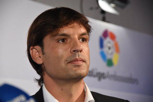 Fernando Morientes, Acto Embajadores de La Liga