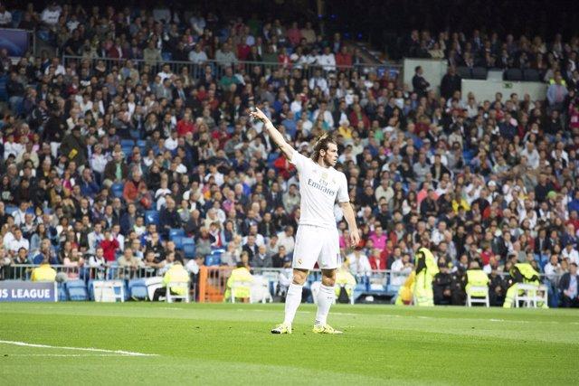 Real Madrid - Shakhartar,  Gareth Bale