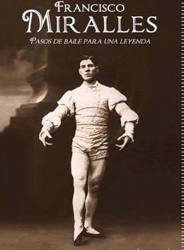 Portada del libro sobre Francisco Miralles