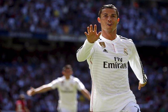 Real Madrid Cristiano Ronaldo Granada