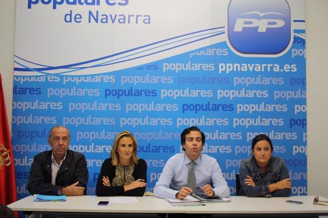 Reunión de la Comisión Gestora del PPN