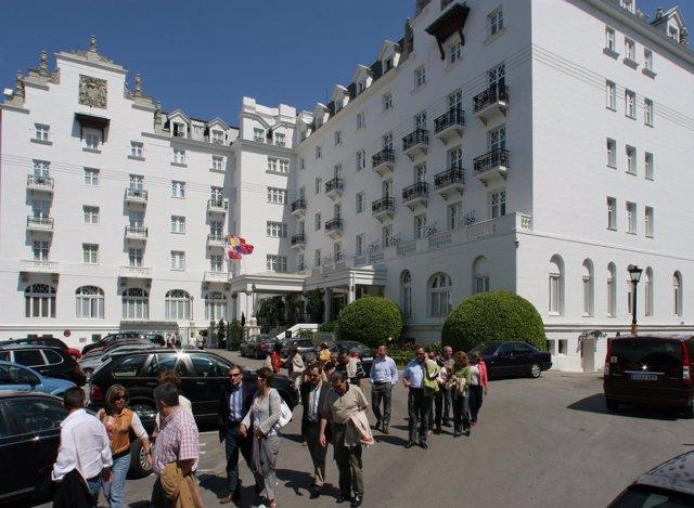 Hotel Real En Santander