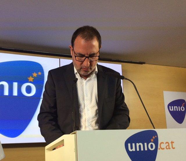 Ramon Espadaler (Unió)