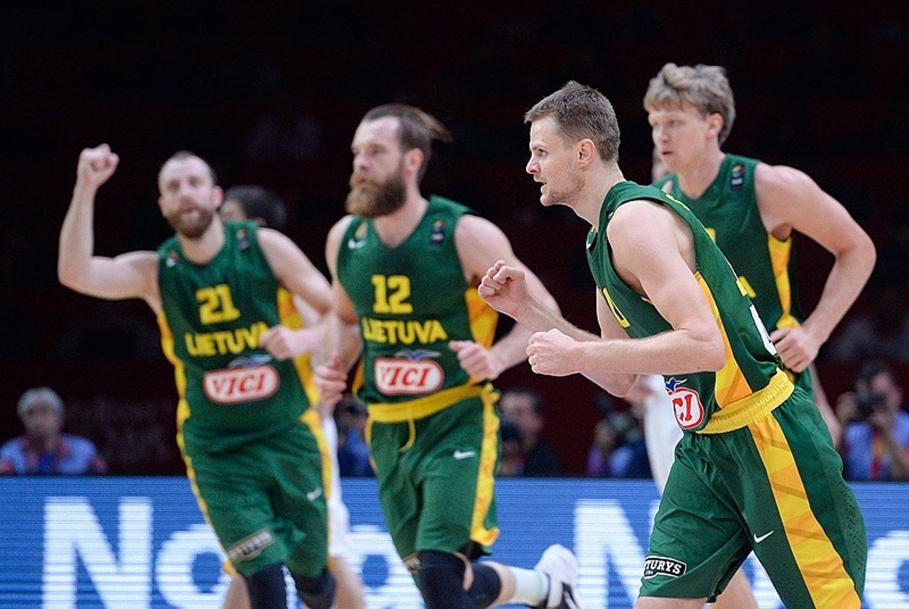 Lituania, a la final del Eurobasket