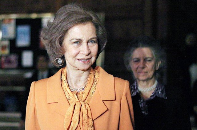 La Reina, Doña Sofía