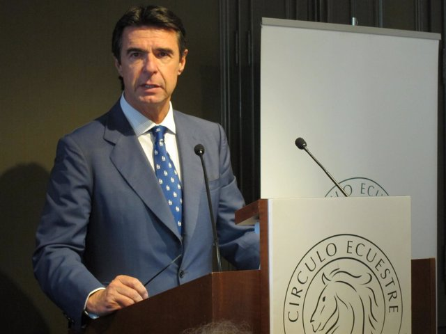 El ministro J.M.Soria